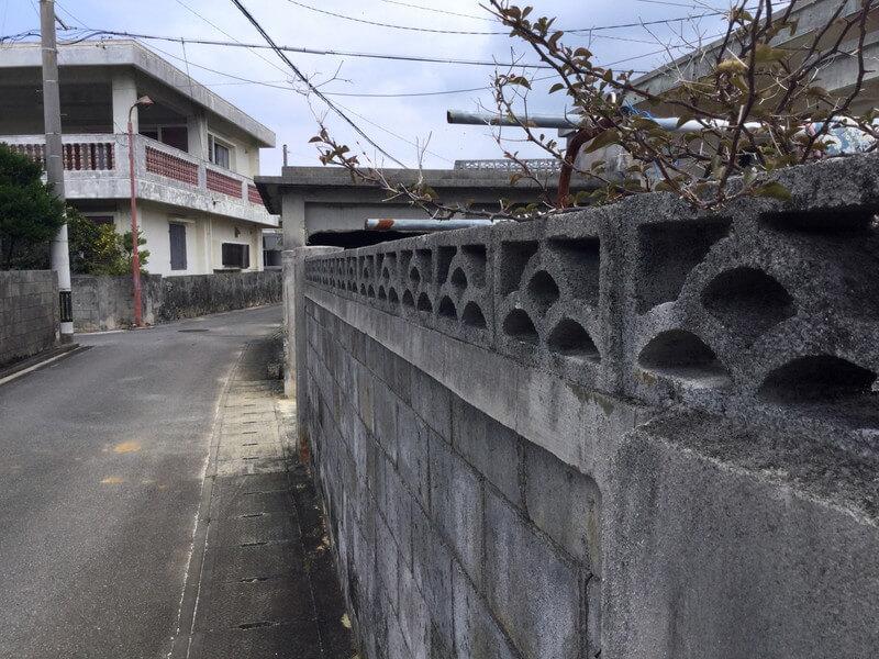 コンクリートの住宅